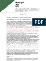 Emenda nº 216 COMAM ÁREAS DE INTERESSE CULTURAL