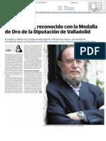 El Norte de Castilla (Medalla de Oro Diputación Valladolid)