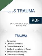 Dr. Anwar - Trauma