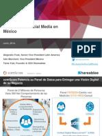 State of Social Media in Mexico 2014