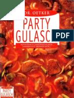 Dr. Oetker Party Gulasch