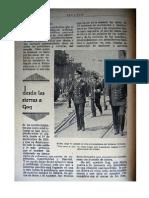 Desde Las Sierras a Gog, artículo de Emilio de Villasol