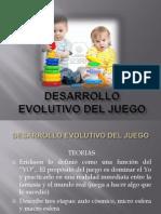 Desarrollo Evolutivo Del Juego
