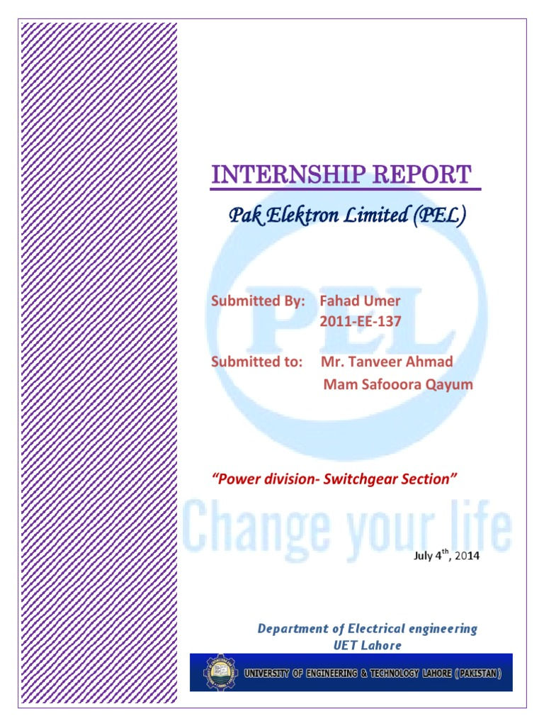 Pel internship report power division switch gearunit 1 relay pel internship report power division switch gearunit 1 relay sheet metal asfbconference2016 Image collections