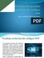 Automatización de Pruebas Unitarias de Códigos