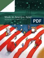 Us Manufacturing Rennaissance