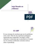 ABP, Talleres y Seminario