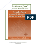 """The Henna Page """"Encyclopedia of Henna"""":Henna's Significance..."""