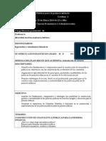 Ficha Politicas Publicas Para La Primera Infancia