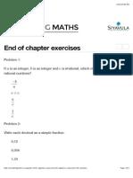 Year 10 - Algebra Expressions Test