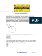 Trigonometria Arcos Na Circunferencia
