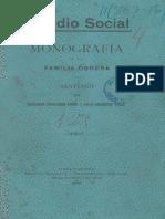 Monografía de Una Familia Obrera