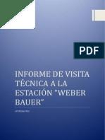 Estacion Metereologica WeberBauer