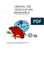 Manual de Negociación Bancaria