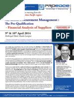 Procurement Fraud Management Series