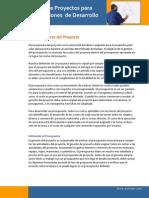 PM4DEV El Presupuesto Del Proyecto