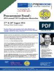 ProcFraud 2014
