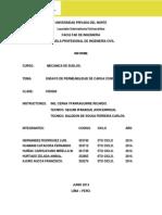 Informe Final Laboratorio de Mecanica de Suelos