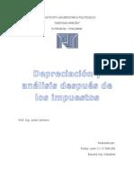 Depreciación (Lusin Rosas)