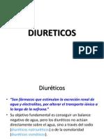 Nº5 - Diuréticos (Dr. Chaname)