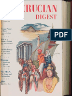 Rosicrucian Digest, April 1957