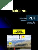 Nº3 - Oxígeno Farmacología (Dr. Dueñas)