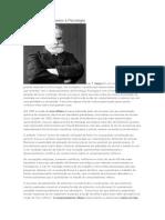 Contribuições de Pavlov à Psicologia - Arco Reflexo