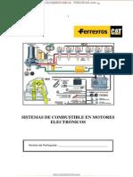 Manual Sistemas Combustible Motores Electronicos Caterpillar