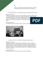 Ejercicios Abdominales CLASE 4