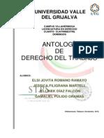 Antologia Laboral
