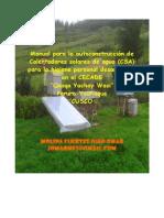 MANUAL Calentador Solar de Agua_Juan Molina