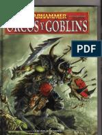 WarHammer Fantasy - Orcos y Goblins - 8va