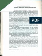 Steve Paxton y Merleau-Ponty, Los Bordes Difusos Del Cuerpo (Tambutti)
