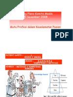 DF-Pleno Komite Medik-Mutu Profesi & Safety