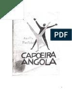 Mestre Pastinha Capoeira Angola