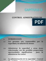 CAPITULO 4 - Control Administrativo de P+®rdidas 2011