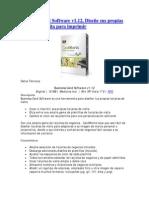Business Card Software v1.12, Diseñe Sus Propias Tarjetas de Visita Para Imprimir