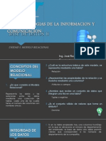 Base de Datos II - Unidad i