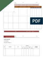 Borang Pelan Strategik 2012-2015