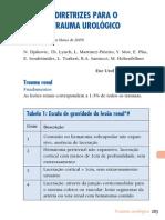 Trauma Urologico