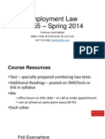 Employment Law PPT