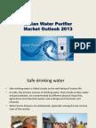 Indian Water Purifier Market (Water_india2005@Yahoo.com)