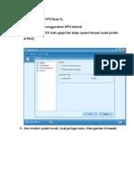 Tutorial Konek PPTP VPN Buat XL