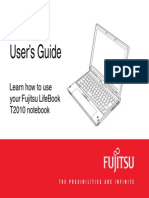 Fujitsu T2010 Lifebook