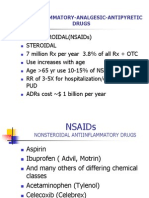Analgesic Antipyretic Antiinflamatory Drugs