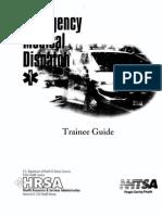 EMD Trainee Guide Module 1