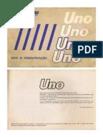 Manual Do Proprieário Fiat Uno S