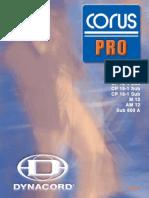 Coruspro Katalog En