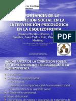 Importancia de La Cognición Social en La Intervención (Perú)