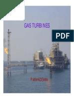 Gas Turbines - A Presentation